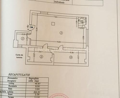 apartamente de vanzare floreasca duplex